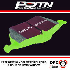 Volkswagen Polo 1.0 (ABS) 1996-2001 EBC Greenstuff Brake Pads - Front DP21064
