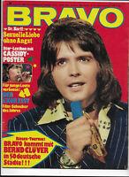 BRAVO Nr.39 vom 19.9.1974 Elke Best, Heavy Metal Kids, Mick Jagger, Bernd Clüver