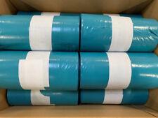 100 x Müllsäcke Müllbeutel Müllsack blau 120 Liter sehr stark Abfallbeutel TYP 6