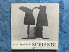 Gli acquarelli di Morandi