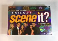 FRIENDS SCENE IT Trivia DVD Board Game TV Show Game COMPLETE