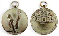 VINTAGE OLD  MEDAL GIMNASTICS TOURNAMENT  ROTTERDAM 1936 PRIZE MEDAL RRRR