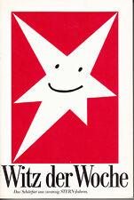 Winfr.Maaß STERN Witz der Woche, Das Schärfste aus 20 STERN-Jahren 1968-1987 -EA