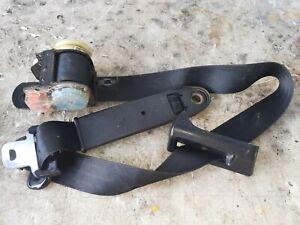 84-85 Toyota Celica Driver Left Front Seat Belt Retractor Black