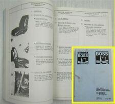 Steinbock Boss MH 35 40 D L Bedienungsanleitung Betriebsanleitung Manual 10/88