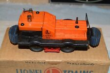 LIONEL 50 UIB MOTORIZED REVERSING GANG CAR FULLY TESTED O-gauge
