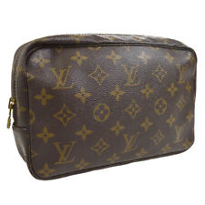 LOUIS VUITTON TROUSSE TOILETTE 23 COSMETIC POUCH MONOGRAM dk M47524 A54785