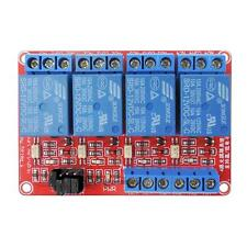 4-Channel 12V Relay Module with Optocoupler High/Low Level Triger for Arduino
