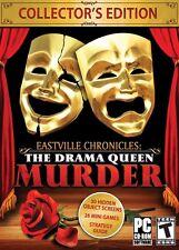 The Drama Queen Murder PC Games Windows 10 8 7 Vista XP Computer hidden object