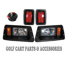 Yamaha G14-G22 Golf Cart Headlight & Tail Light Kit 1995-2007 Gas and Electric