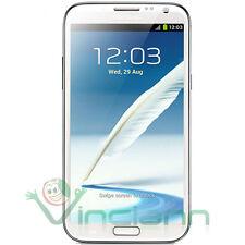 3X Pellicola display per Samsung Galaxy Note 2 N7100 protettiva trasparente