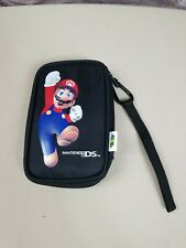 NINTENDO DS 3DS SUPER MARIO NDS Game Traveler Carrying Soft Case