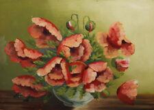 Antique oil painting still - life