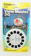 VERY RARE VINTAGE 1987 VIEW MASTER CINDERELLA  3D Disney Unopened Package