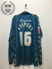 Match Worn Kuipers Brighton & Hove Albion Goalkeeper Football Shirt 2007/2009