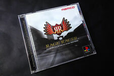 RAGE RACER Sony PlayStation PS1 JAPAN Good Condition
