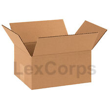 25 Qty 10x8x5 SHIPPING BOXES LC Mailing Moving Cardboard Storage Packing