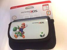 Nintendo 3DS DSi DS Lite NEW SUPER MARIO * MARIO+ YOSHI Console Game Pouch Case