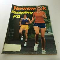 Newsweek Magazine: May 23 1977 - Keeping Fit