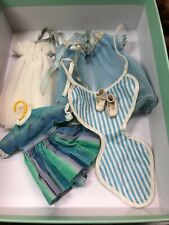 1950's Ac 8� Betsy Mccall Doll Clothing Lot White Blue Sweet Dreams