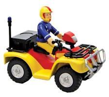 Neu Fireman Sam Quad Bike mit Sam Figur