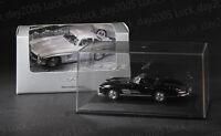 Mercedes-Benz 300SL Roadster Black Color 1/43 Diecast Model