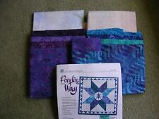 """""""Pointing the Way"""" Quilt Kit by Linda Miller"""