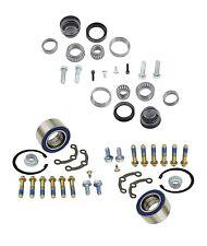 Set of Front & Rear Wheel Bearing Kit For Mercedes E55 AMG 2002