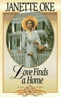 Love Finds a Home The Love Comes Softly Series Book 8 Janette Oke FREE SHIPPING