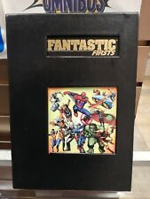 Marvel Limited: Fantastic Firsts (1994) - HC Avengers Spider-Man Stan Lee