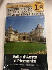 CASTELLI D'EUROPA Vol.1 Valle D'Aista E Piemonte