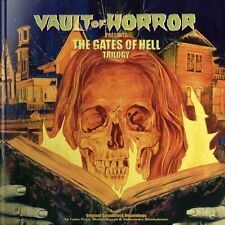 "Vault of Horror Presents Lucio Fulci: The Gates of Hell Trilogy -  (12"" Album"