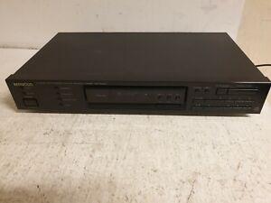 Kenwood KX-2020L Radio Tuner Hi Fi Separate Good Condition NO REMOTE  (W1)