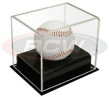 BCW Single Baseball Acrylic Display - Qty. 1