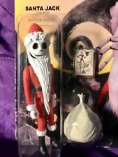 Nano Metalfigs Nightmare Before Christmas Santa Jack Figure