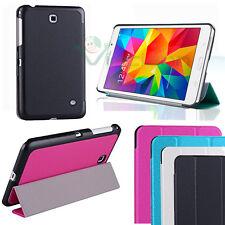 Pellicola+Custodia smart cover stand colori per Samsung Galaxy Tab 4 7 T230