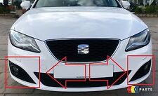 NEW GENUINE SEAT EXEO 09-14 FRONT BUMPER LEFT N/S RIGHT O/S FOG LIGHT GRILL SET