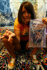 December 2010 Marvel Comics Amazing Spider-Man #650 1st Stealth Suit PGX 9.6