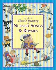 Trace Moroney's A Classic Treasury of Nursery Songs and Rhymes,Trace Moroney