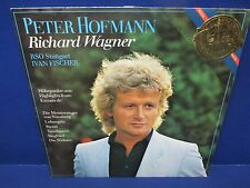 Peter Hofman Richard Wagner Radio-Sinfonieorchestra Stuttgart I.Fischer 1983 LP