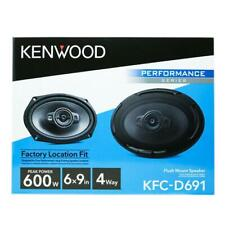 Kenwood KFC-D691 600 W Max 4-Way 6