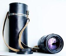 JUPITER-21M M42 200mm f/4.0 Soviet Lens for Zenit