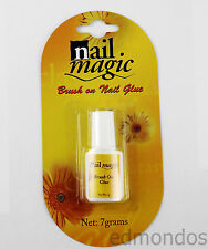 Nail Magic Professional Brush On Nail Glue - 7g False Nails Buy 1 Get 1 20% OFF