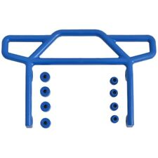NEW RPM 70815 Blue Rear Bumper for Traxxas Rustler XL-5 & VXL - FREE SHIPPING