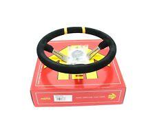 MOMO Steering Wheel Mod Drifting 330mm Suede Genuine Product R1907/33S