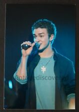 Justin Timberlake Early 2000's Original Type 1 Snapshot Photo One-Of-A-Kind