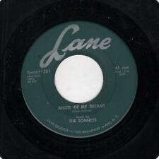RARE DOOWOP-SONNETS-LANE 501-ANGEL OF MY DREAMS/OH, JUDY