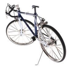 Réplique 1:10 Alliage Moulé Sous Pression Vélo Jouet Racing Vrai Vélo De