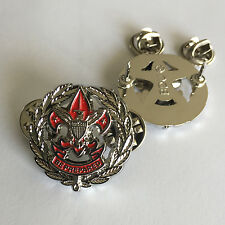 Scout/Council Executive (& Deputy) Badge, One Pair (2) (Service Scouts Boy Pin)