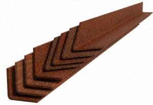 Corten Steel Peg/Spike/Stake / Garden Boarder Peg / Lawn Edging Fixings